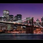 ~ Brooklyn Bridge ~