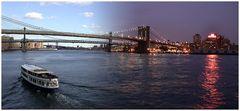 Brooklyn Bridge @ Day & Night (V2)