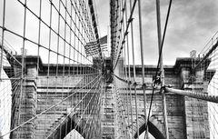 Brooklyn bridge Detail II