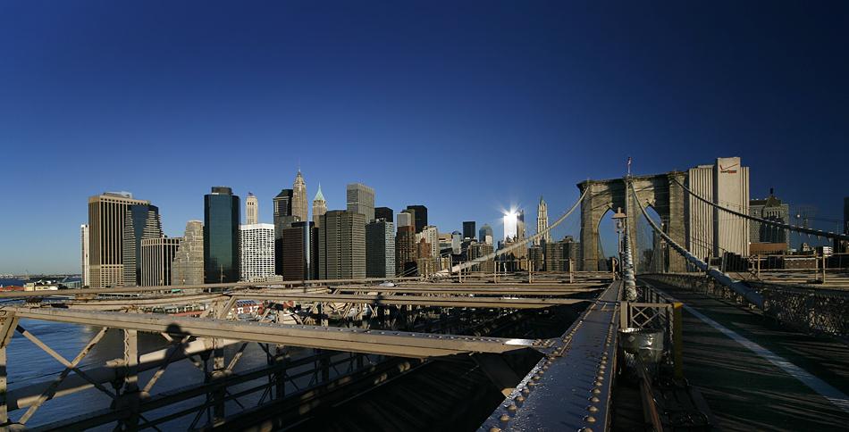 Brooklyn Bridge I