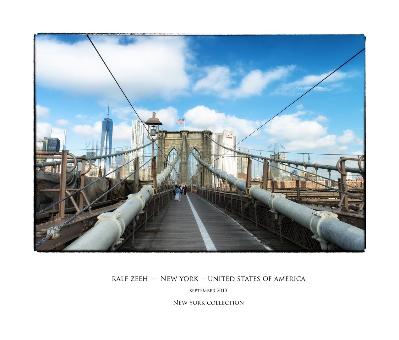 Brooklyn Bridge no.I