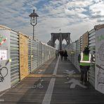 Brooklyn Bridge Renovation