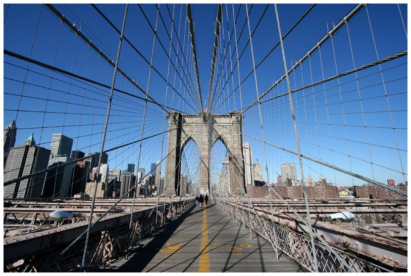 Brooklyn symmetry