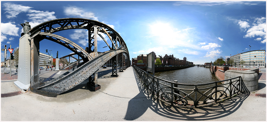 Brooks-Brücke im....