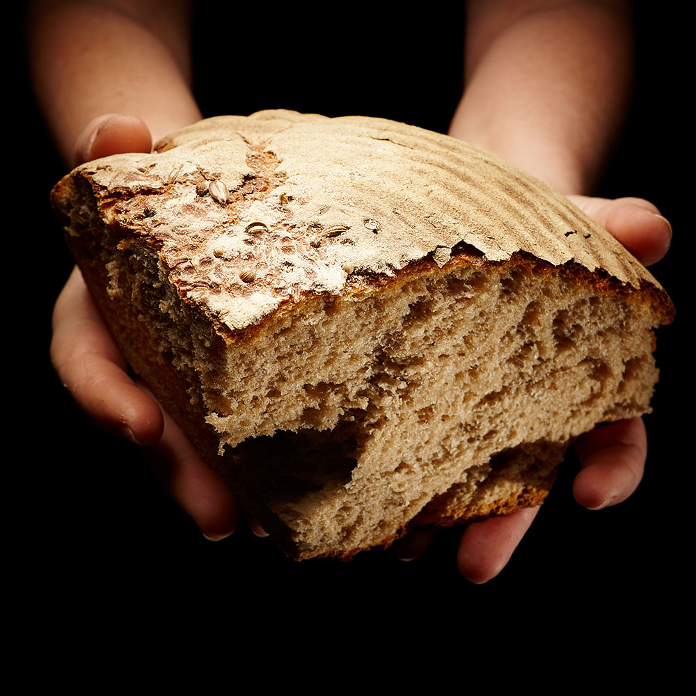 Brot für die Welt!