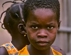 Brother and Sister - Cote d'Ivoire