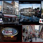 Brouage.. Honfleur.. Québec.. sur les traces de Champlain !!