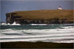 [ Brough of Birsay Lighthouse ]