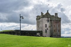 Broughty Castle I