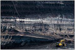 """Browncoal opencast mining """"Inden"""" #8"""
