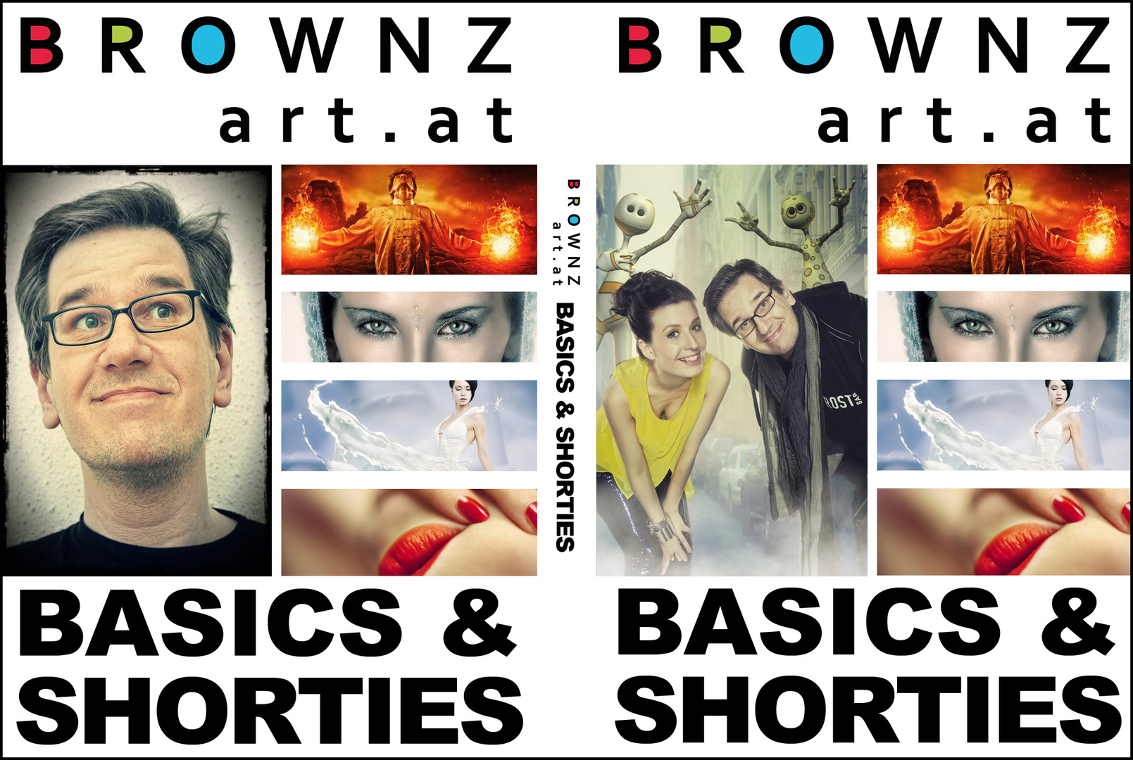 """BrownzArt """"Basics und shorties"""""""