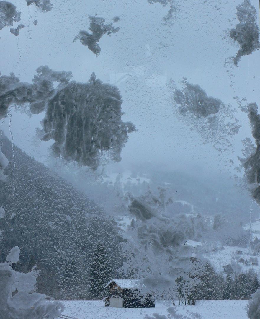 ....brrrrr.....kalt....