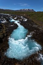 Brúarfoss - Island #3007