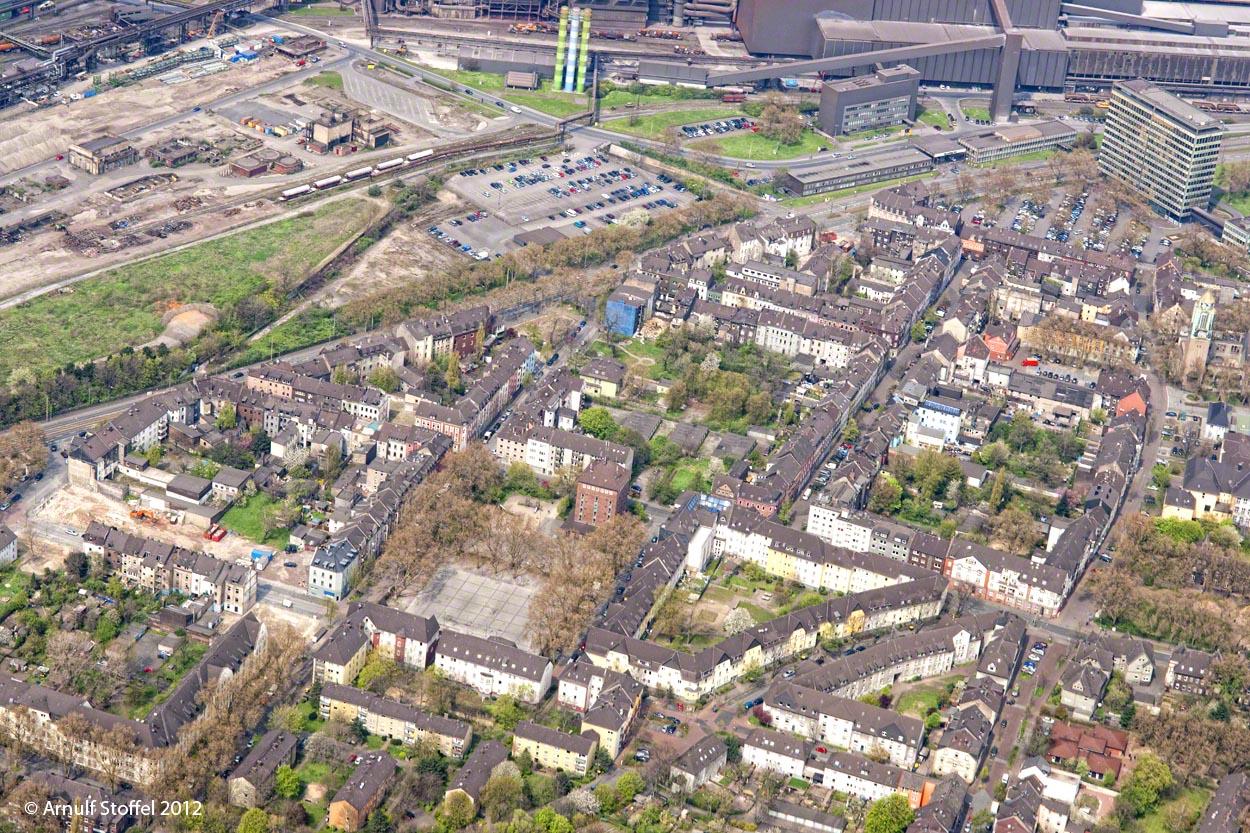Bruckhausen City - Status Quo 18.3..2012
