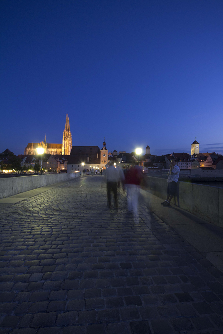 Bruckmandl Regensburg