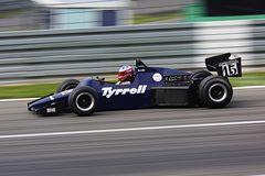 Brudle's ehamaliger Tyrrell