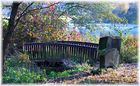 Brücke am Bach