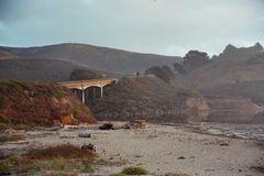 Brücke am Highway #1