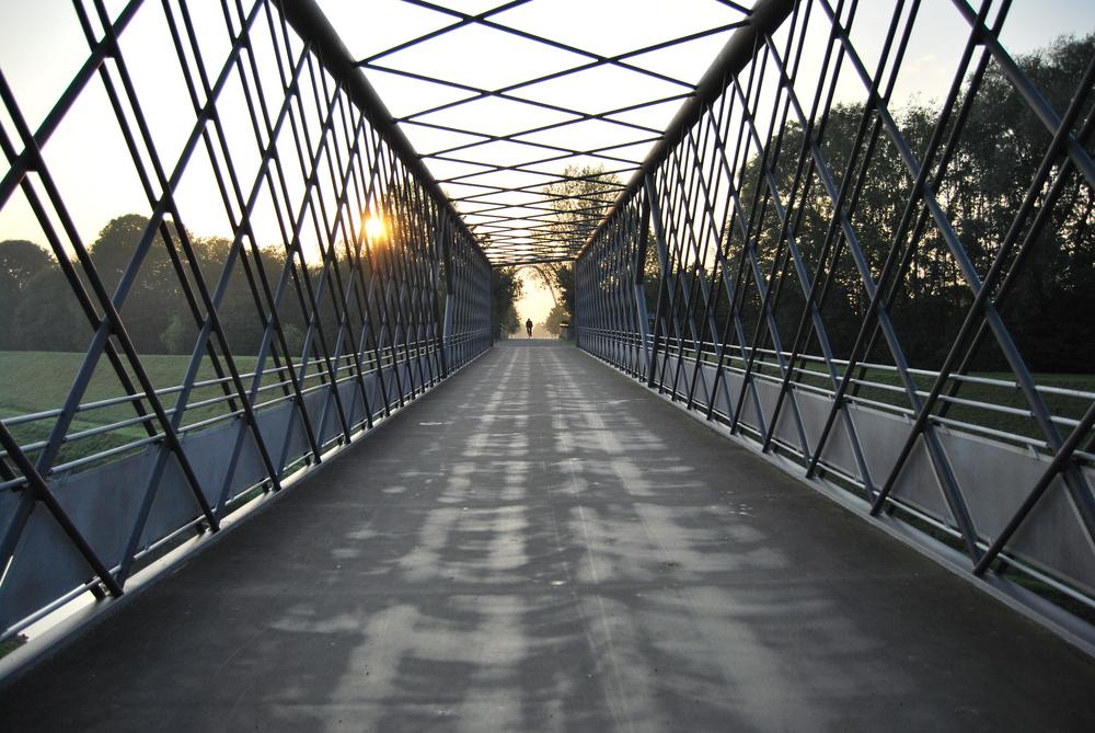 """Brücke am """"Nordstern"""""""