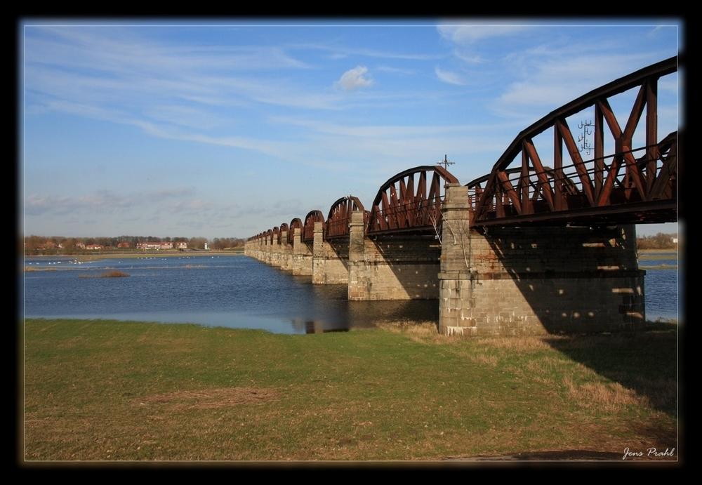 Brücke bei Dömitz