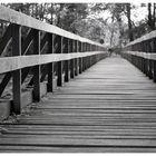 Brücke beim Elzpfad