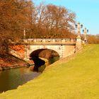 Brücke Bürgerpark Bremen