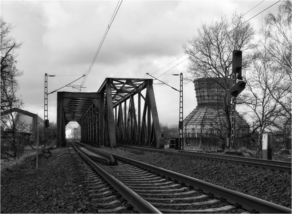 Brücke Datteln