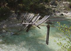 Brücke für Artisten