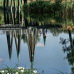 Brücke im Britzer Garten