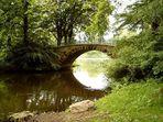 Brücke im Georgengarten