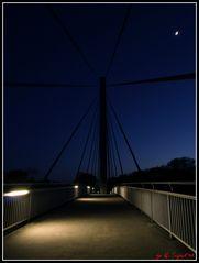 Brücke im Netz