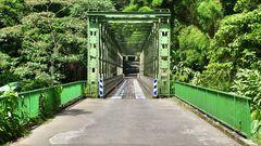 Brücke im Norden von Martinique