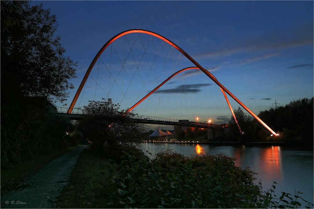 Brücke im Nordsternpark