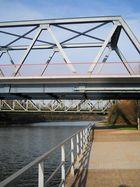 Brücke im Ruhrgebiet