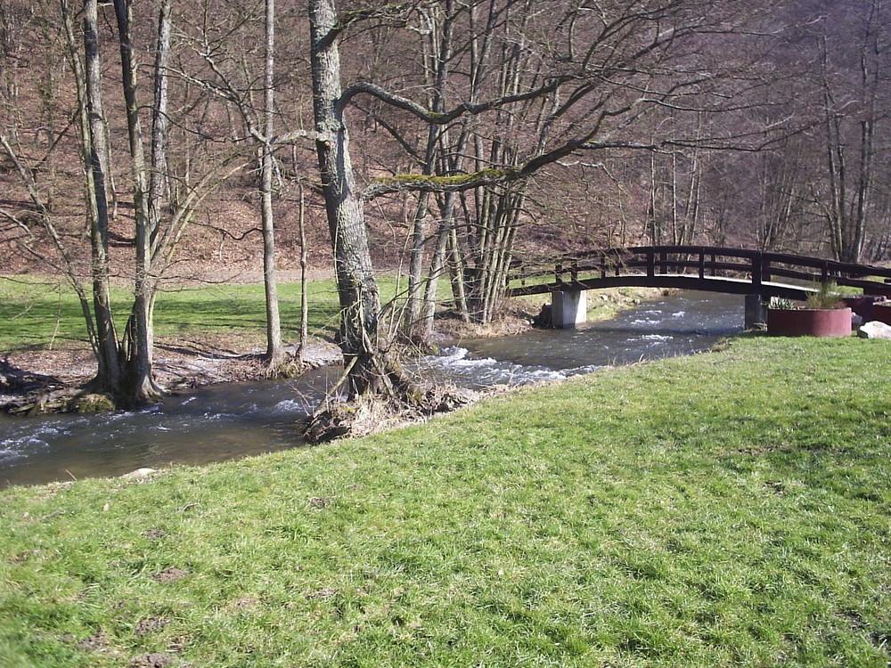 Brücke in Bescheid