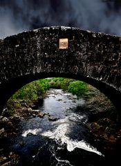 Brücke in den Highlands 1730