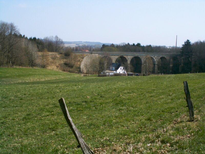 -- Brücke in der Oberlausitz -- #2