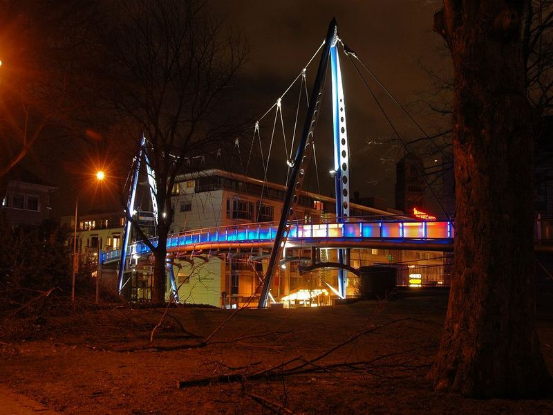 Brücke in Essen