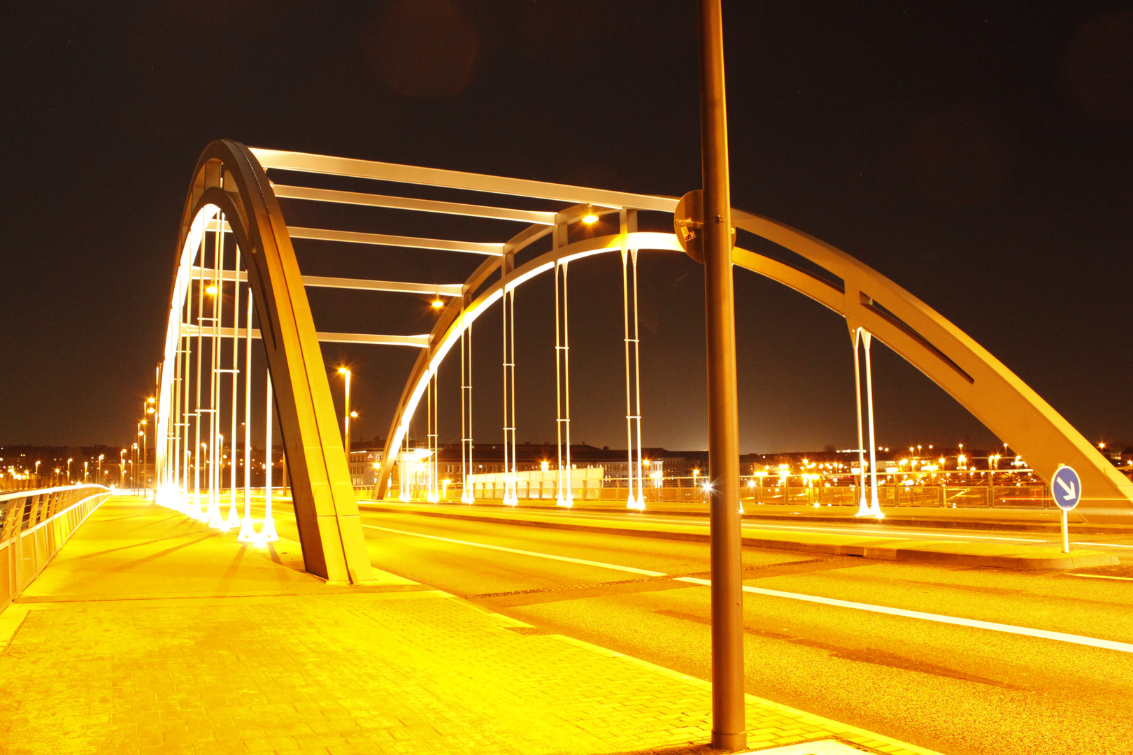 Brücke in Kiel