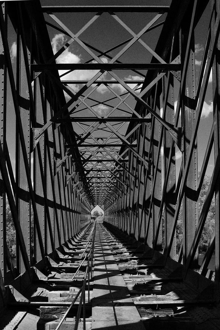 Brücke in Kleve-Griethausen