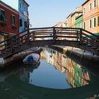 Brücke in Murano
