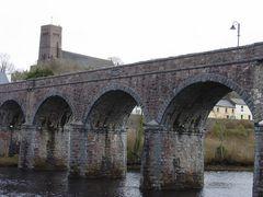 Brücke in Newport,County Mayo