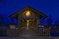 Brücke in Wolfratshausen