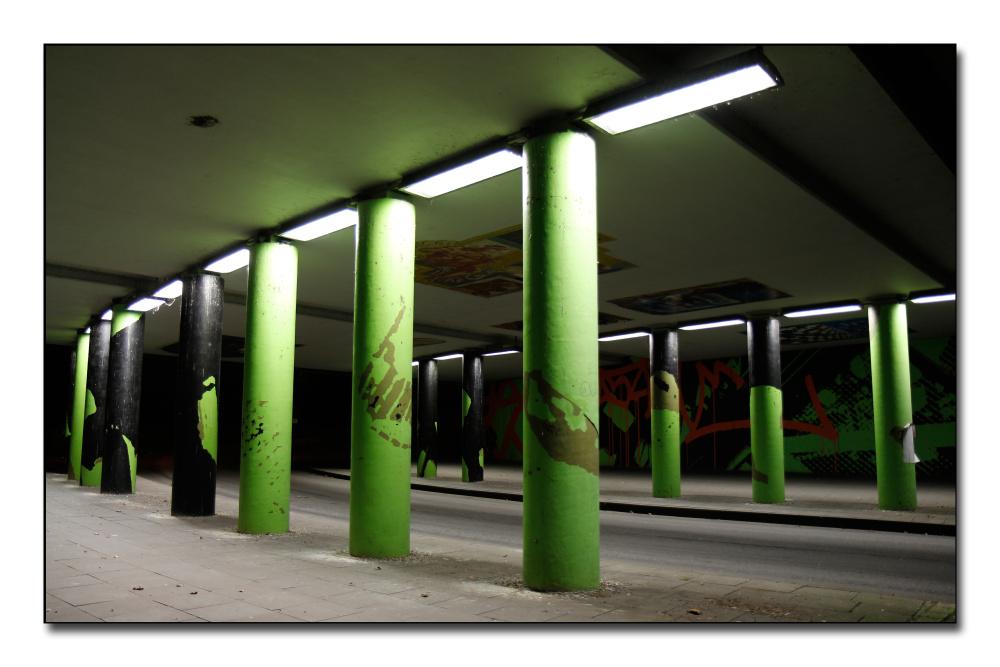 Brücke Konrad Adenauer Straße in Lünen