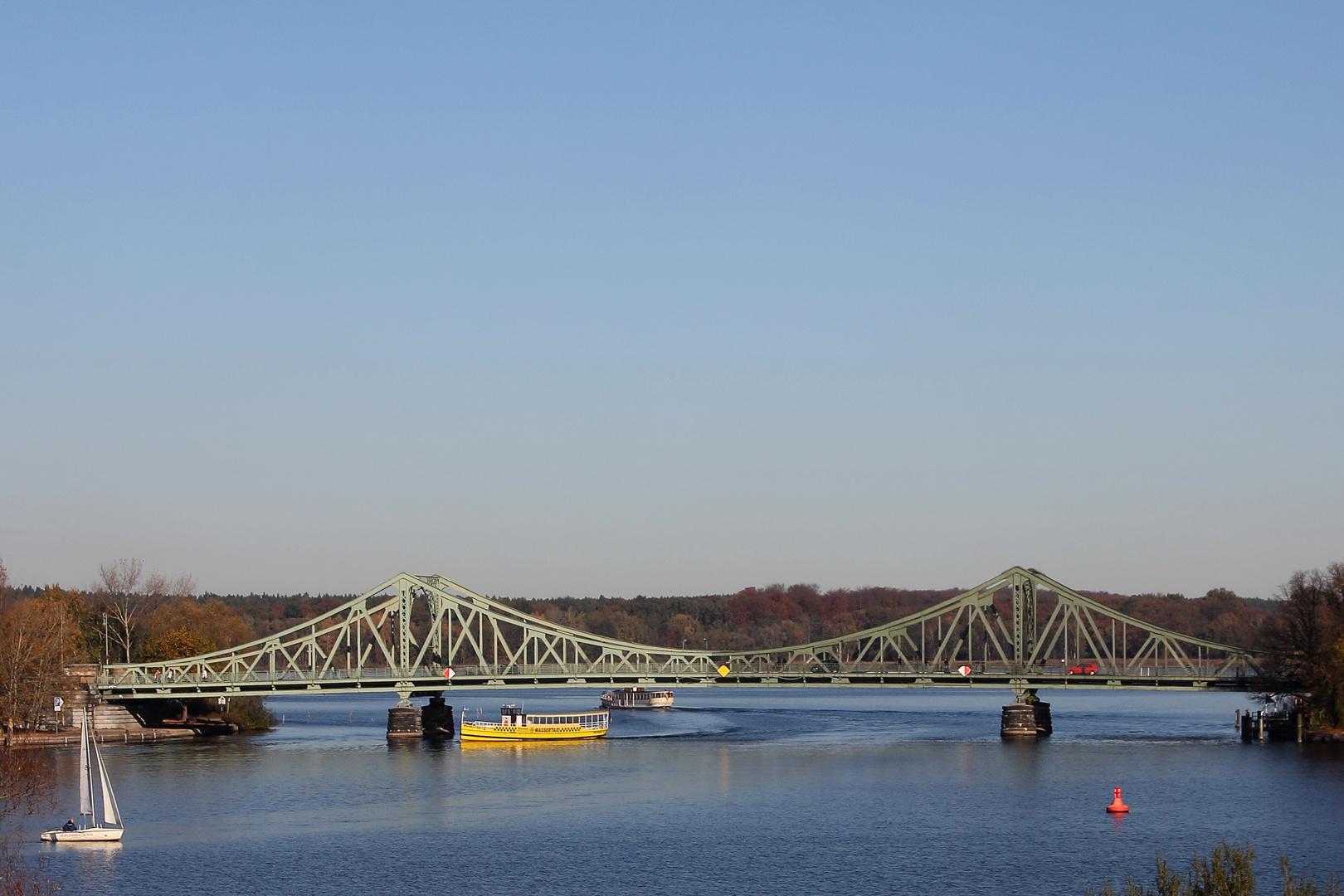 Brücke mit Geschichte
