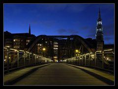 Brücke - mittig -