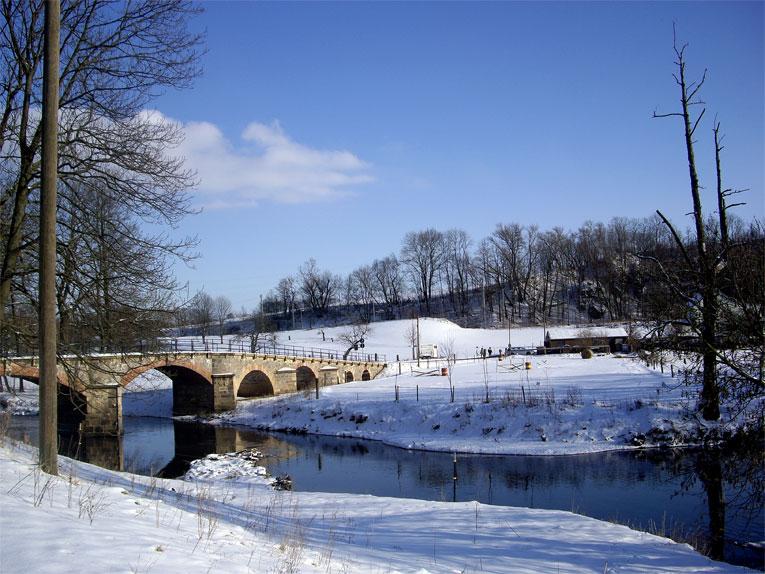 Brücke nach Paditz