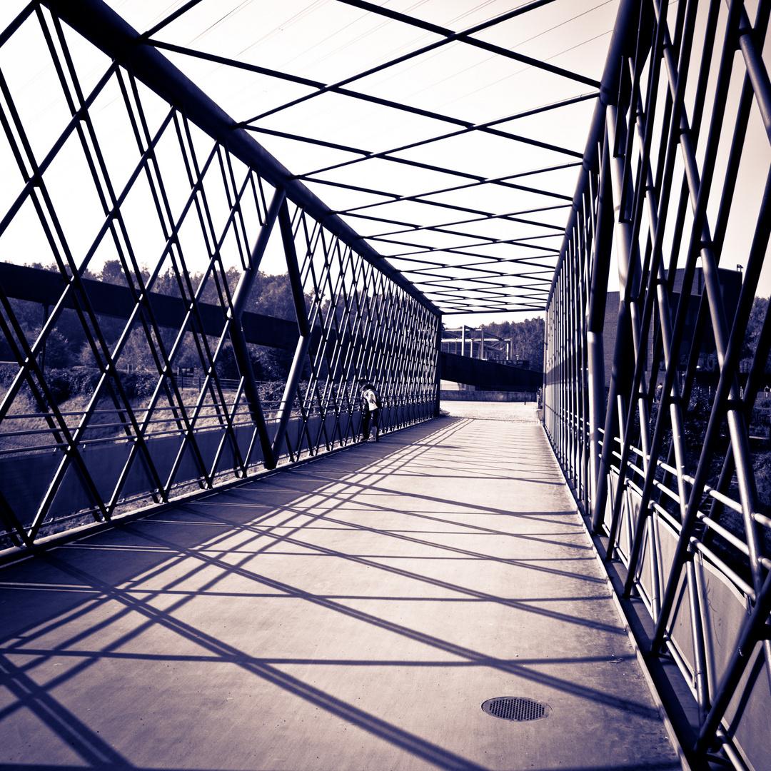 Brücke Nordsternpark Gelsenkirchen