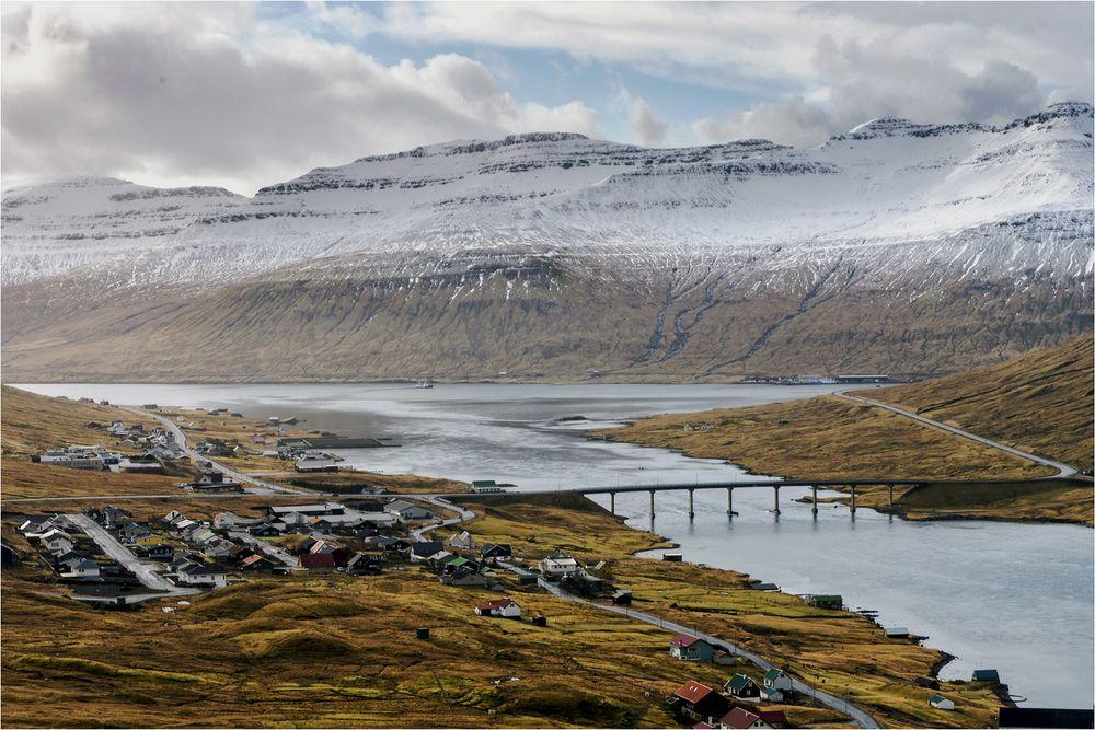 Brücke über den Atlantik..