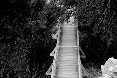 Brücke über den Burggraben
